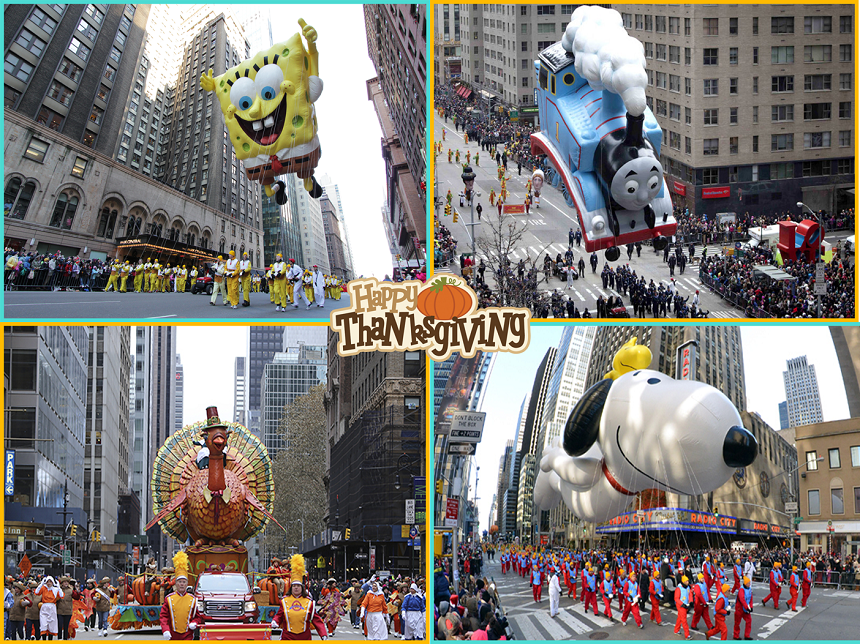 Thanksgiving Day Parade in New York