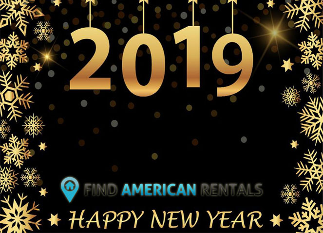 Celebrate the New Year—2019, Attractive Vacation Rental Packages, various vacation rental packages