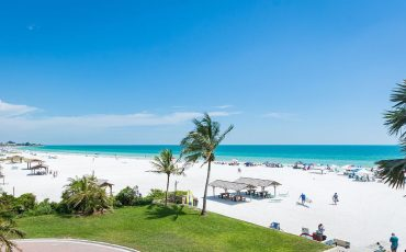 Oceanfront Vacation Beach Home Rentals in Siesta Key Florida