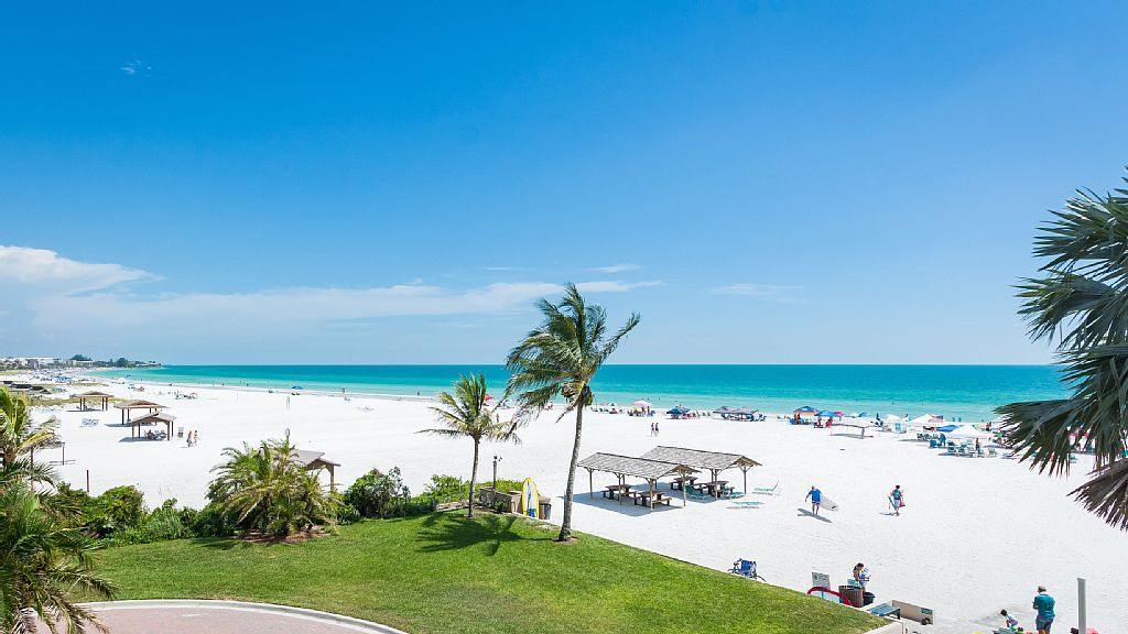 Oceanfront Vacation Beach Home Rentals in Siesta Key Florida