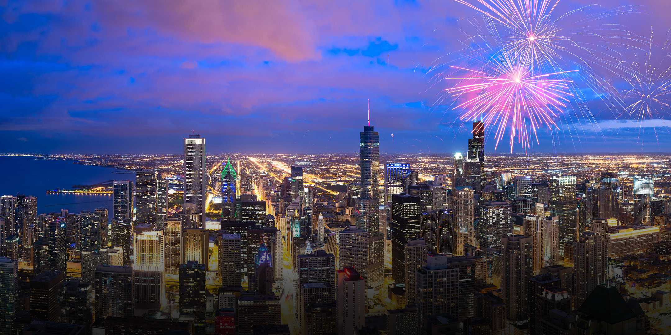 New Year 2020 with Chicago Vacation Rentals