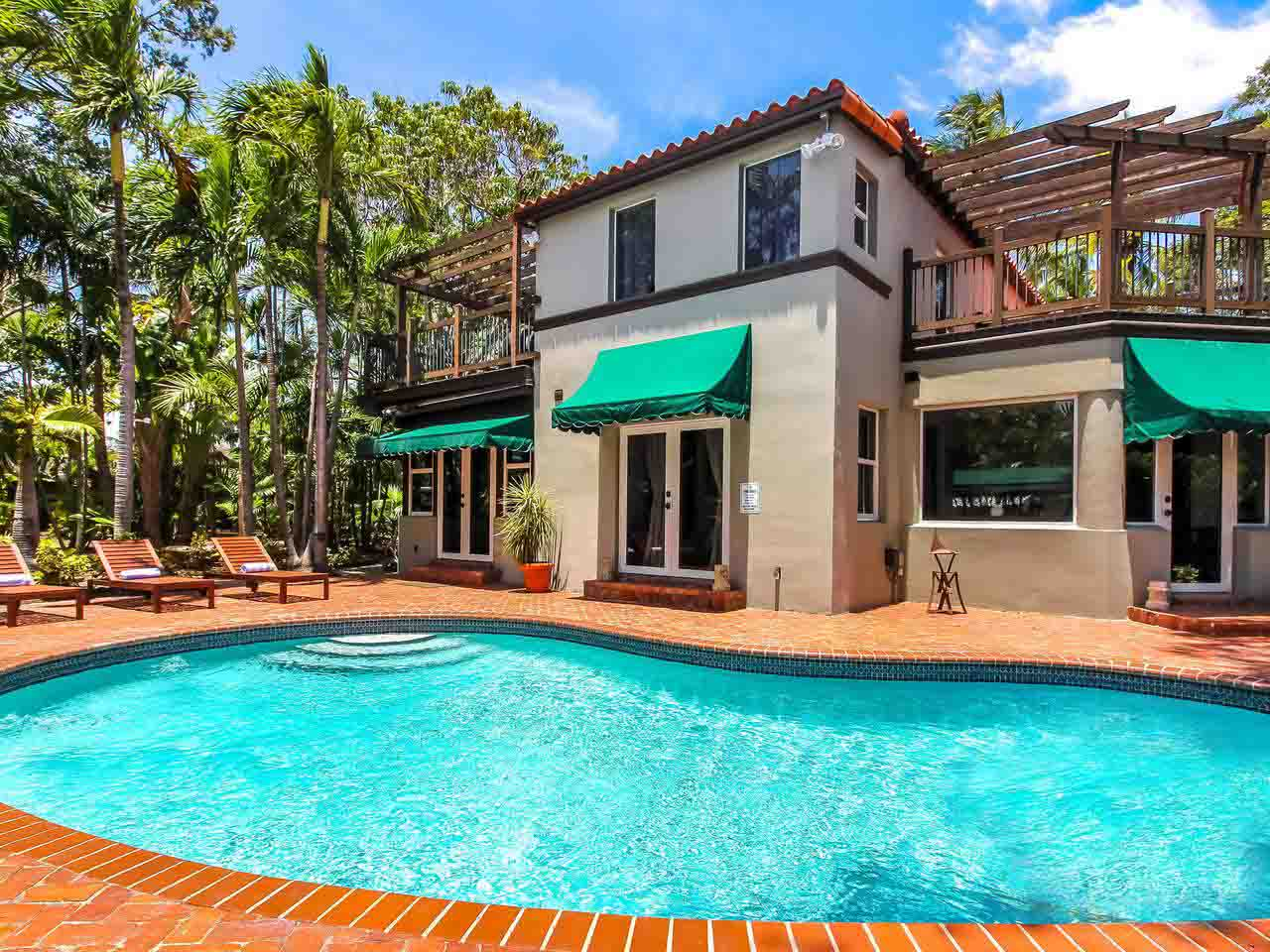 Miami Vacation Home Rentals