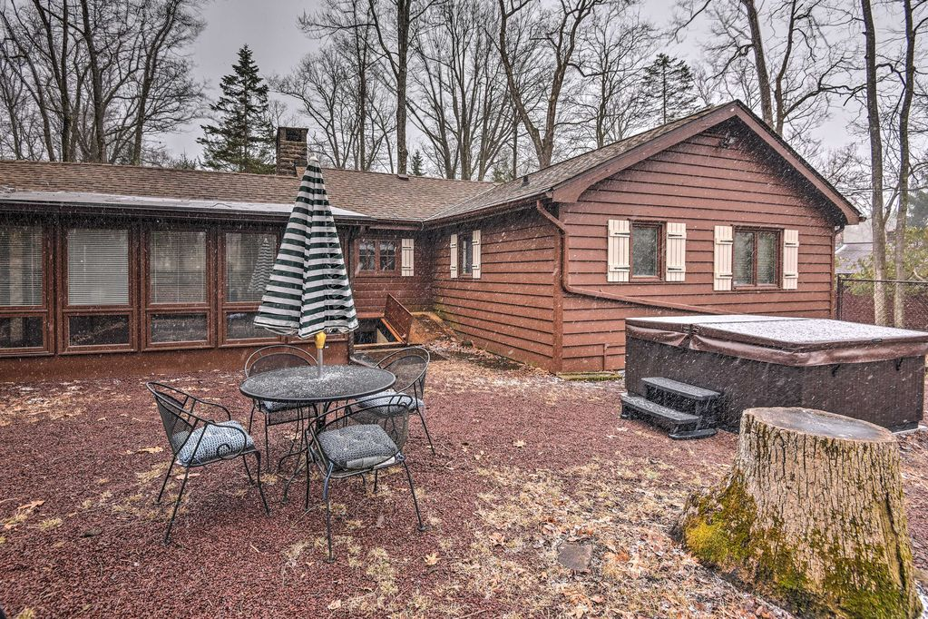 Poconos Vacation Homes by Owner