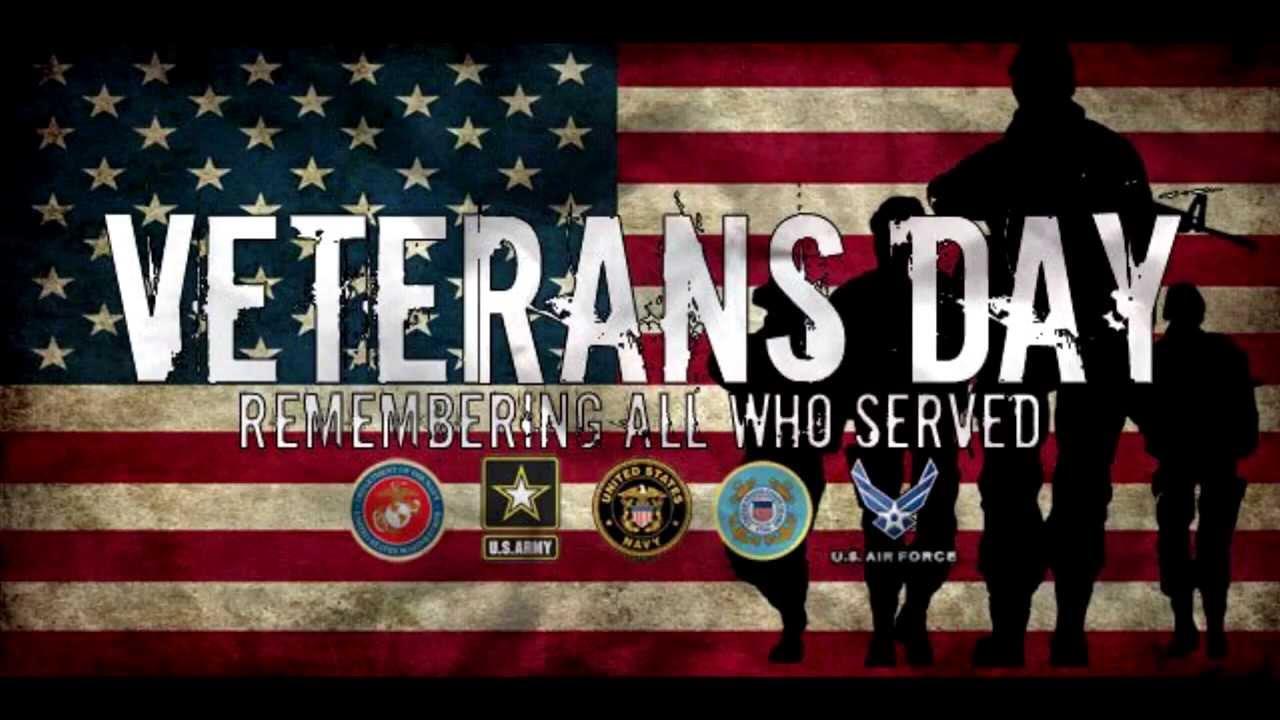 Veterans Day on November 11