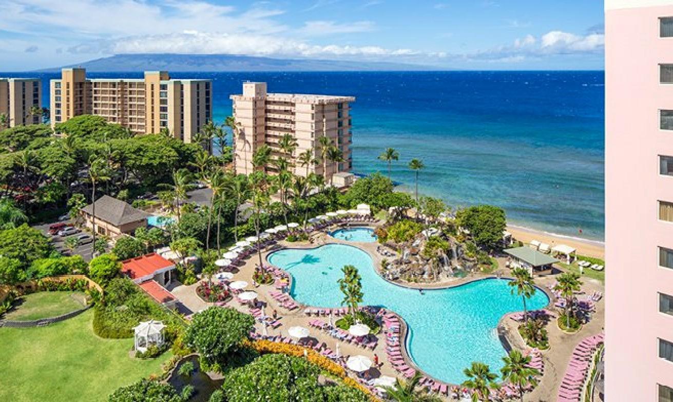 Groovy Lahaina Condo Rental Ocean View Beach Front Resort Maui Home Remodeling Inspirations Propsscottssportslandcom