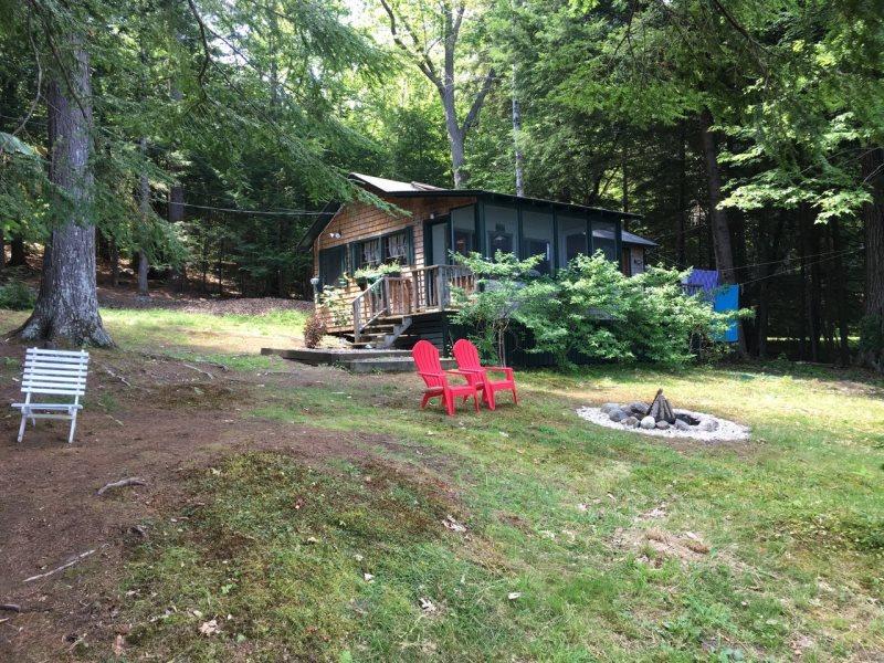 Marvelous Damariscotta Cottage Rental Lakefront Cottage On Home Remodeling Inspirations Cosmcuboardxyz
