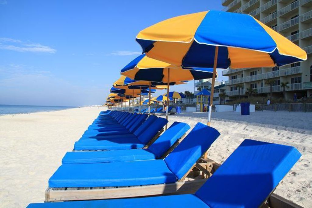 4 FREE BEACH CHAIRS/2nd Floor/ON Beach/WiFi!/FREE Paddle Board!/Pier Park 1  Mile