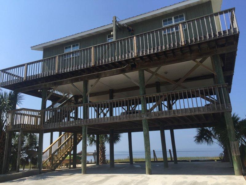 Keaton Beach House Al Gulf Front