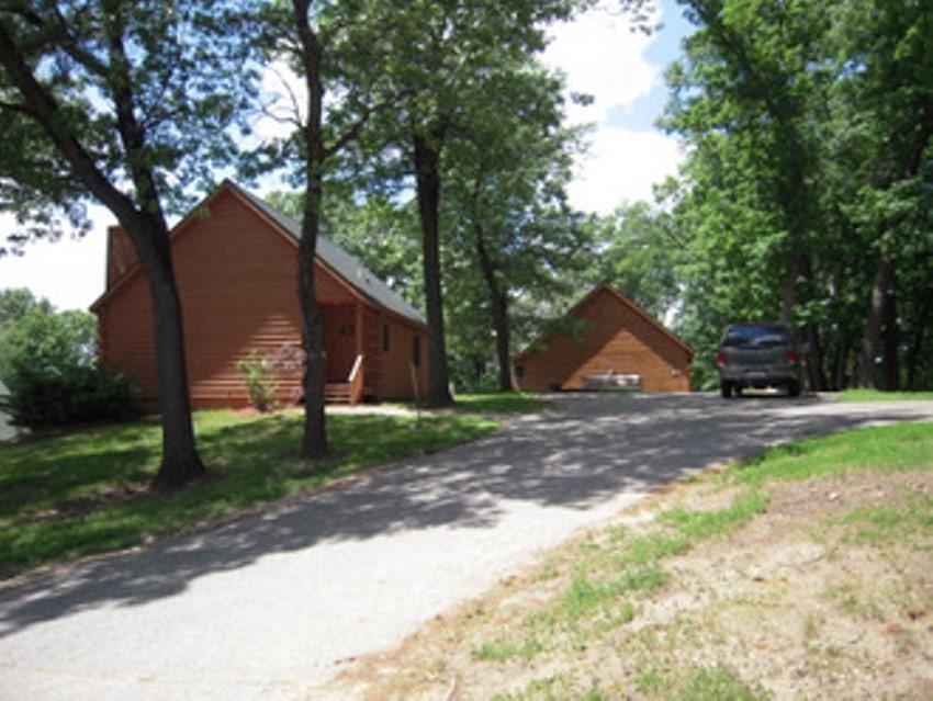 Wisconsin Dells Cabin rental: Christmas