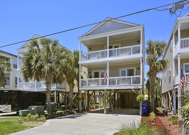 Cool Surfside Beach Sc Vacation Home Rentals By Owner Surfside Home Interior And Landscaping Elinuenasavecom