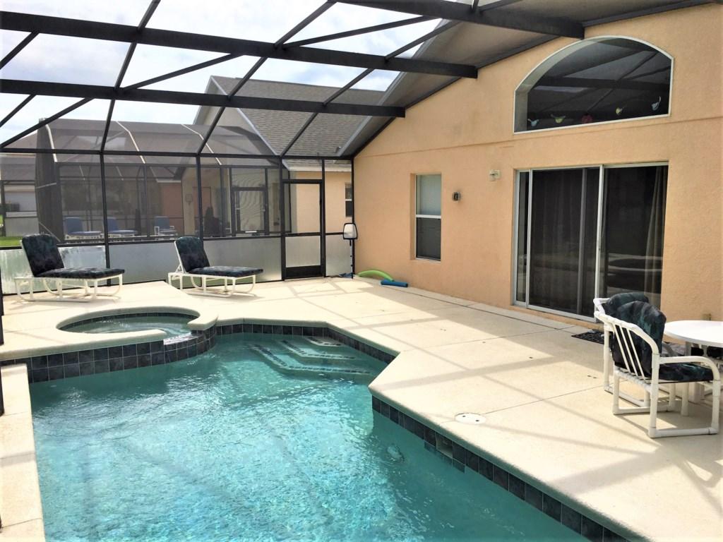 203a8aa6d509 Kissimmee Villa rental  Best in it s class Family resort