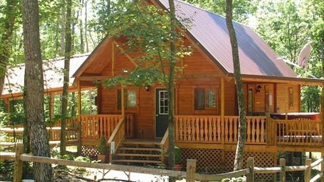 Hico Cabin Rental Hemlock Haven Cabins