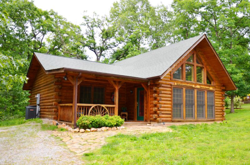 Branson Cabin Rental Whispering Pines