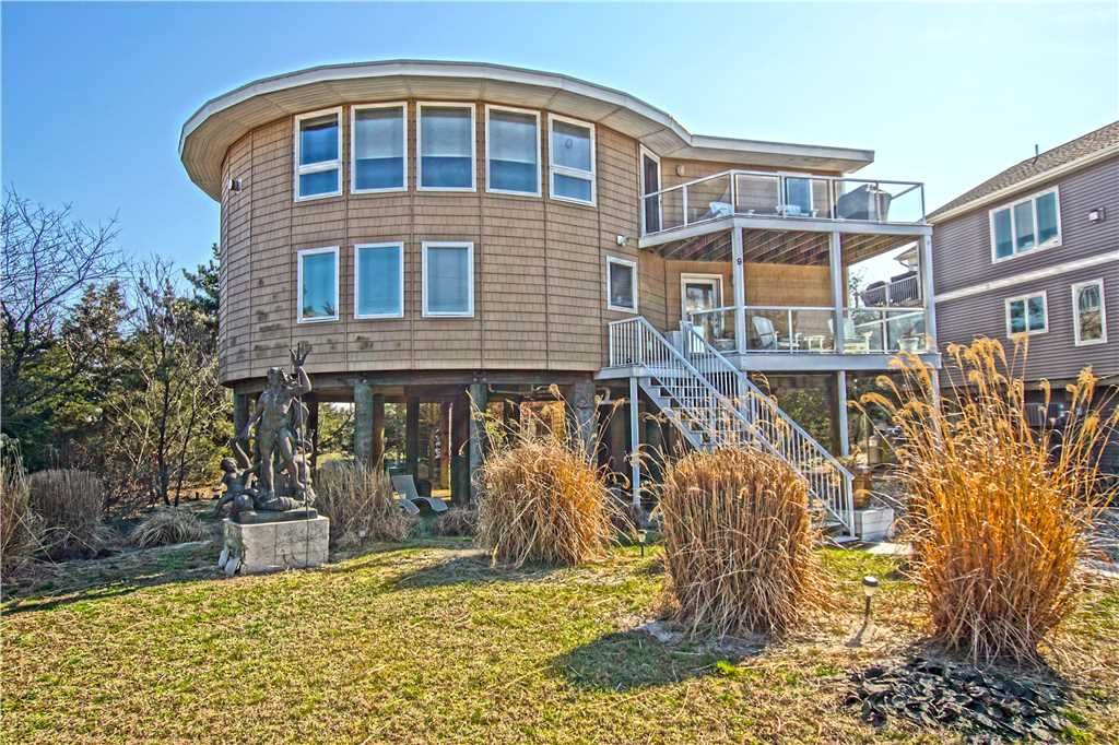 Broadkill Beach House Rental Incredible Views From This Bay Block